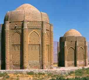 عکس دوم برجهای خرقان
