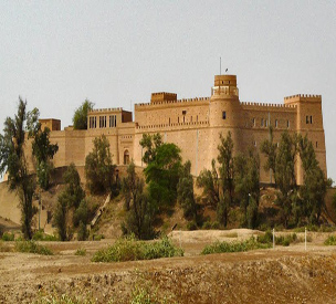 عکس دوم کاخ آپادانای شوش