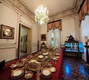 عکس دوم کاخ مرمر رامسر