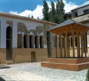 عکس دوم خانه نیما یوشیج