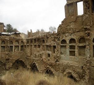 عکس دوم قلعه قلات