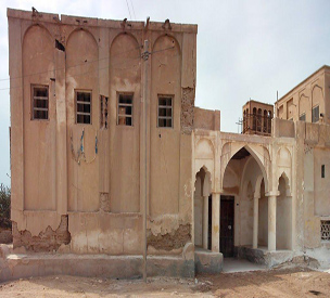 عکس دوم قلعه مغویه یا شیخ سلطان