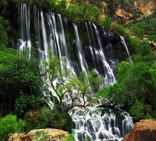 عکس دوم آبشار شوی