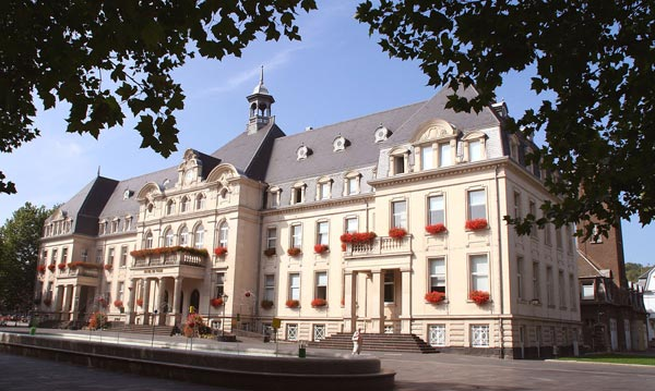 Town hall of Dudelange
