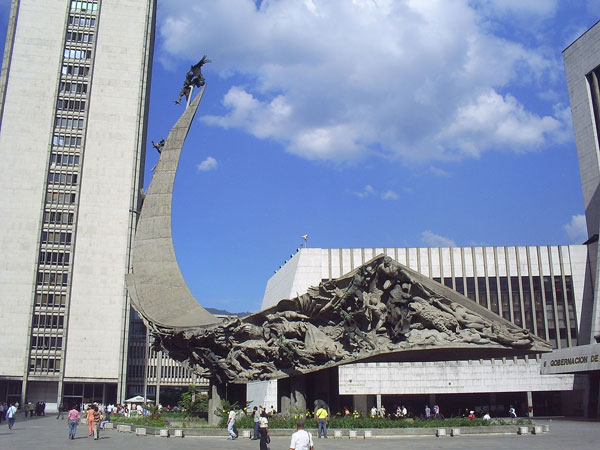 Monumento a la Raza