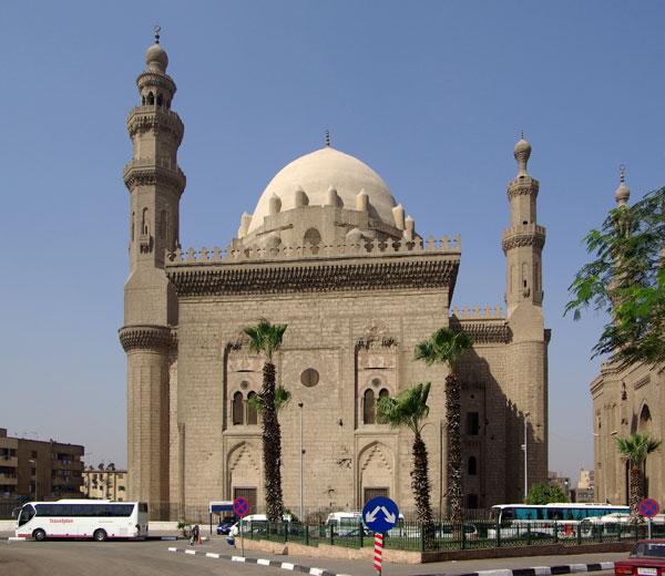 Mosque Madrassa