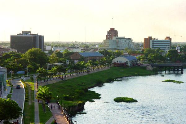 Formosa City