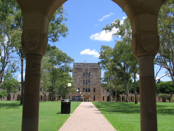 the University