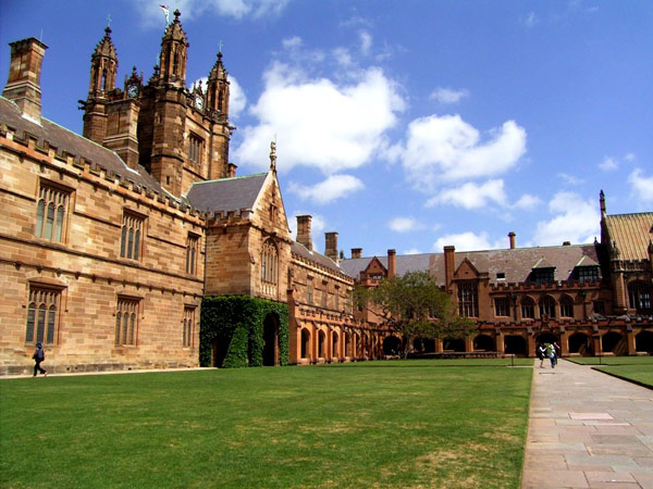 Main Quadrangle