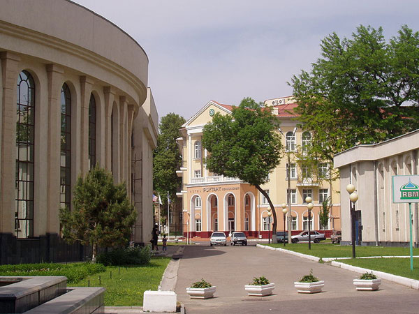 Tachkent moderne