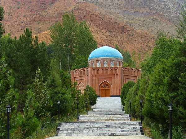 Rudaki Tomb