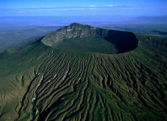 Longonot Volcano