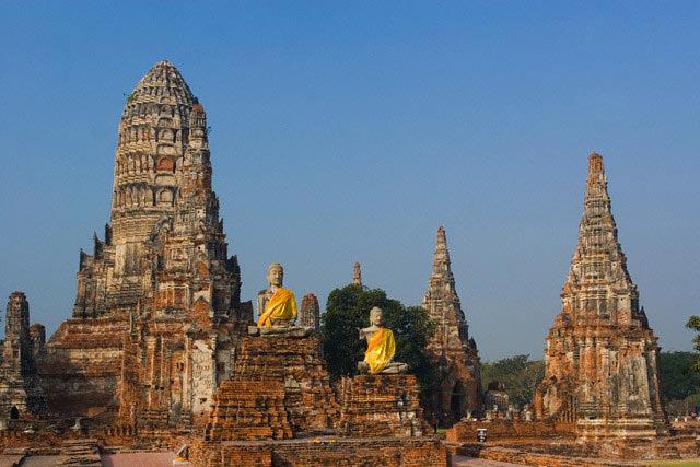 اطلاعات گردشگری Wat Chai Wattanaram
