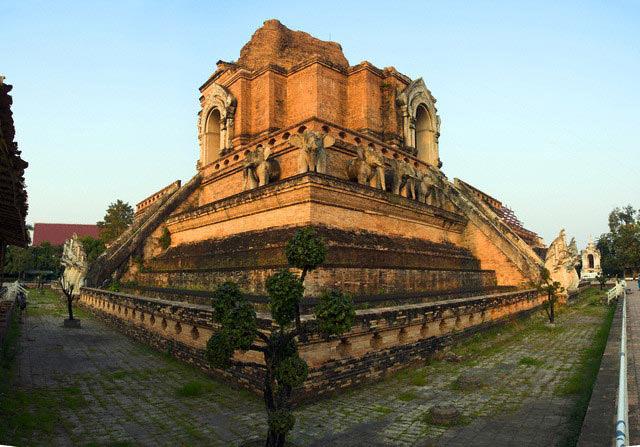 اطلاعات گردشگری Wat Chedi Luang