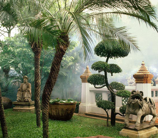 اطلاعات گردشگری Temple Garden