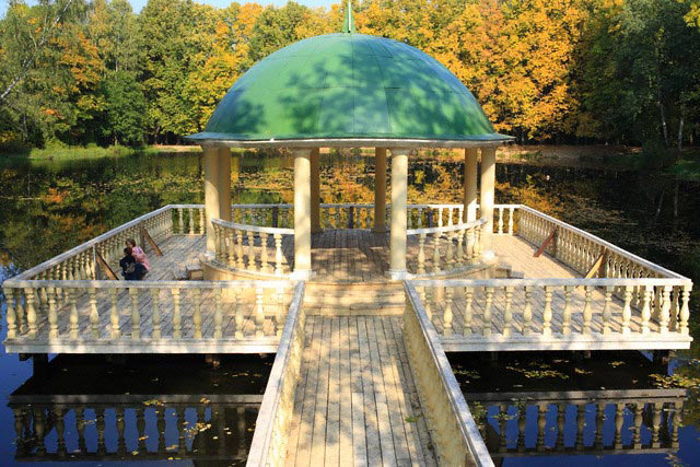 اطلاعات گردشگری Uzkoe park
