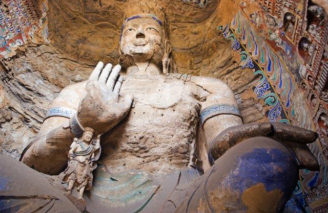 Colossal Buddha