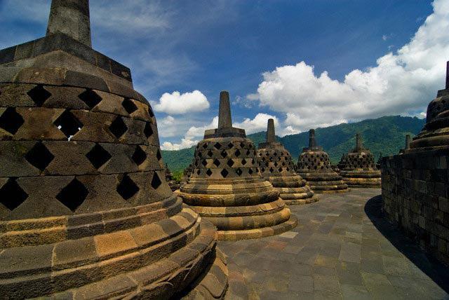 اطلاعات گردشگری Candi Borobudur