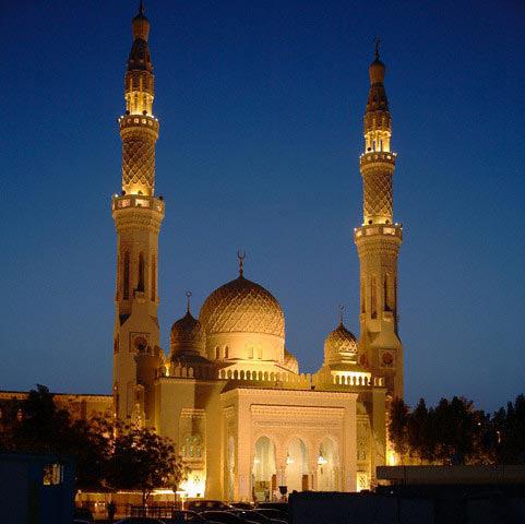 اطلاعات گردشگری Jumeirah Mosque