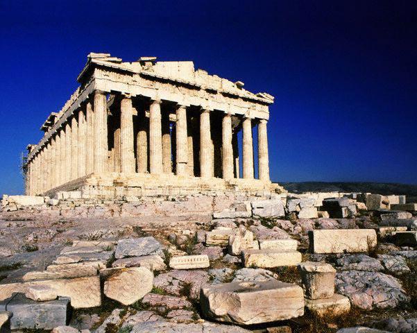 اطلاعات گردشگری Parthenon