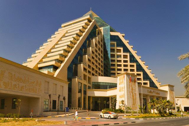 Raffles Dubai Hotel