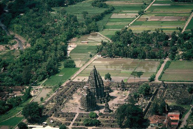 اطلاعات گردشگری Prambanan Temple