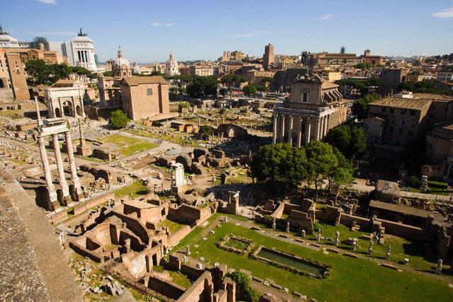 اطلاعات گردشگری Roman Forum