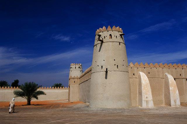 Fortress in Al Ain