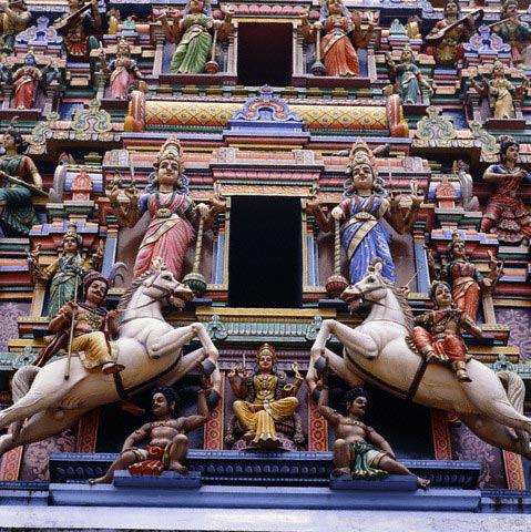 اطلاعات گردشگری Sri Mahamariamman Temple