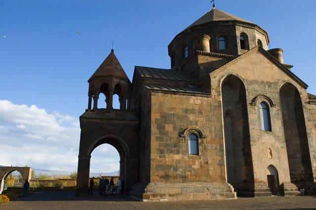St. Hripsime Church