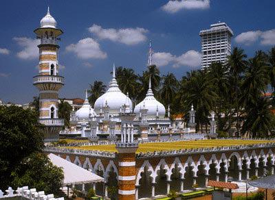 اطلاعات گردشگری Masjid Jamek Mosque