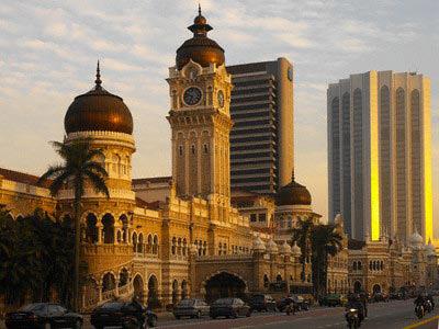 اطلاعات گردشگری Sultan Abdul Samad Building