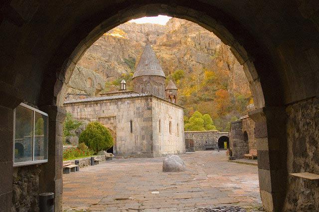 اطلاعات گردشگری Geghard Monastery