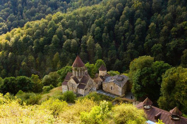 اطلاعات گردشگری Aghartzin Monastery