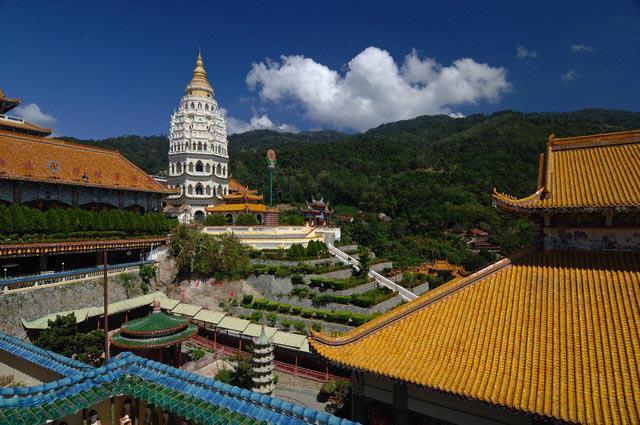 اطلاعات گردشگری Kek Lok Si Temple