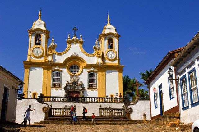 اطلاعات گردشگری Minas Gerais state