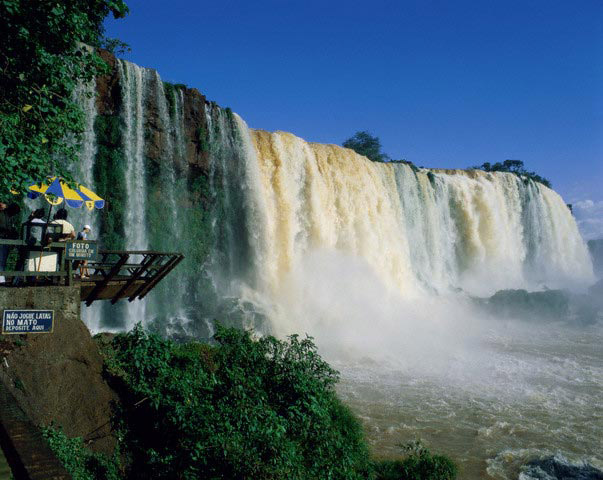 اطلاعات گردشگری Iguazu Falls