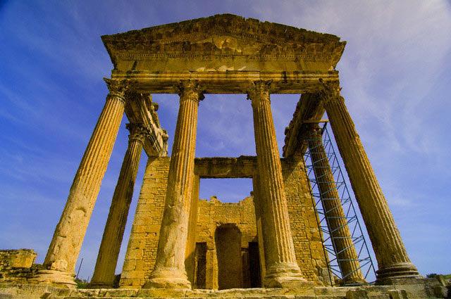 Capitoline Temple
