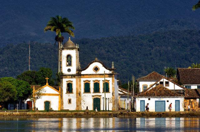 Santa Rita church