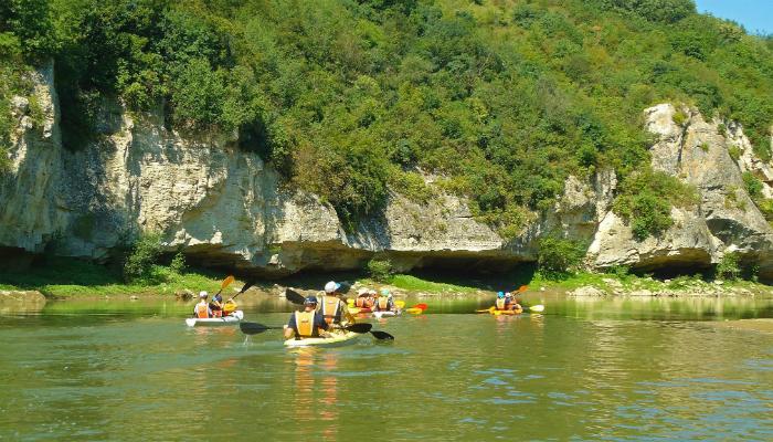 River Jantra