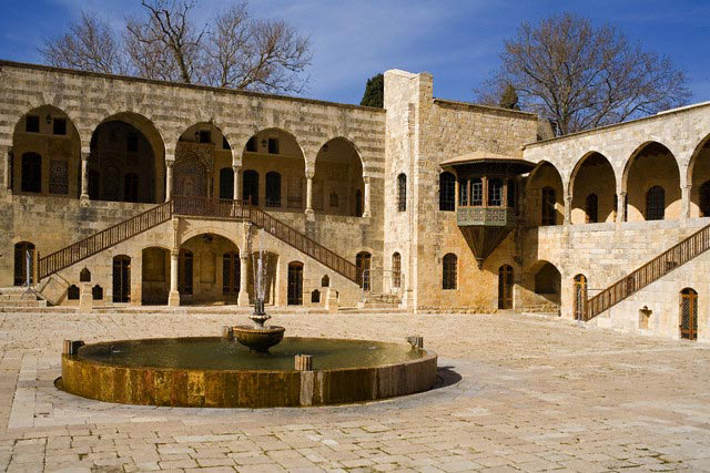 Beit Ad-Din palace