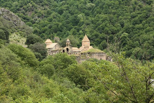 اطلاعات گردشگری Dadivank Monastery