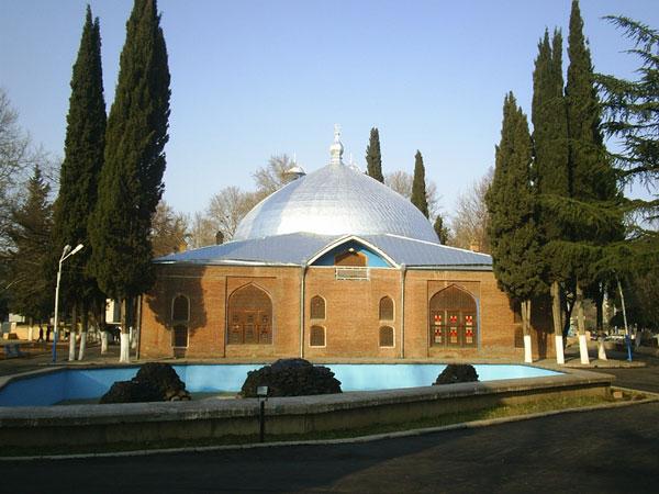 اطلاعات گردشگری Shakh Abbas Mosque