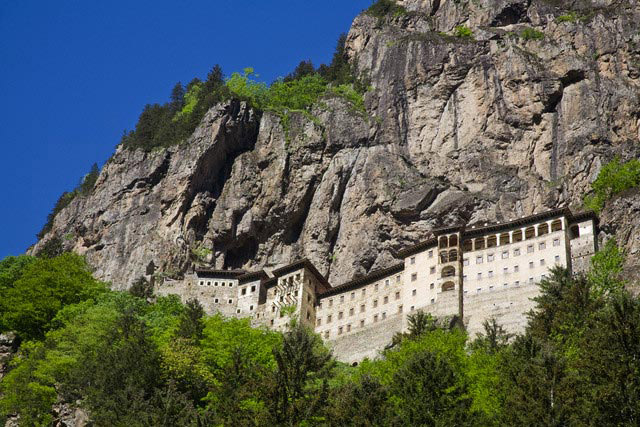 اطلاعات گردشگری Sumela Monastery