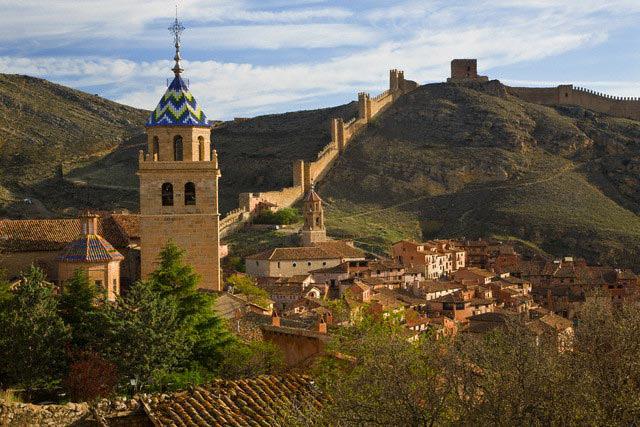 اطلاعات گردشگری Albarracin