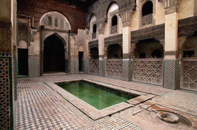 Medersa of Sahrij