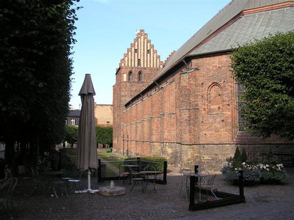 Sankta Maria kyrka