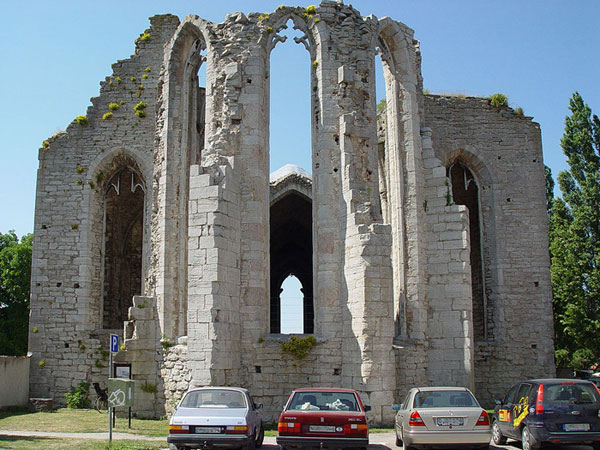 Visby StNicolaus