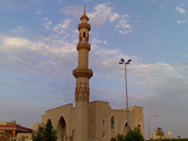 Al Gadhi Mosque