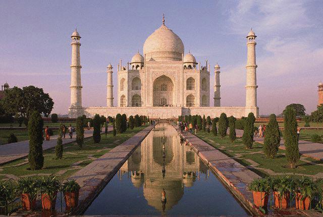 اطلاعات گردشگری Taj Mahal